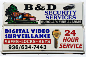 B & D Security Services